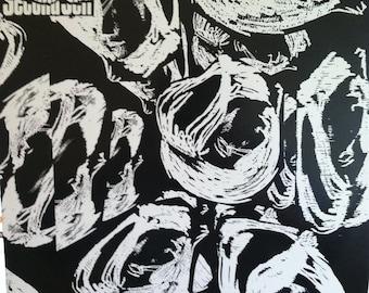 Second Self Vinyl New Wave Rock Record Album