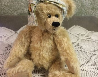 Creme Teddy