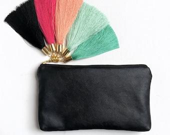 Tassel. Keychain Tassel, Key Ring, Key Fob, Tassel Charm, Purse Tassel, Gift for Her, Gift Idea