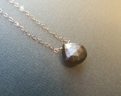 Genuine Sapphire Necklace...
