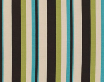Ansonia from Denyse Schmidt, Wide Stripe Mossy, 1/2 yard