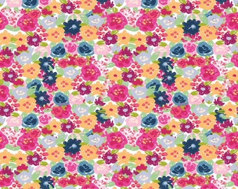 "12"" x 12"" Oracal Patterned Vinyl -Dry Brush Blossoms by Sparkle Berry"