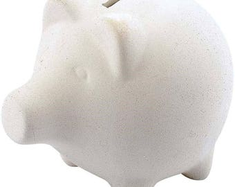 Stand to decorate ceramic - pig piggy bank