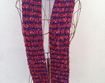 17014 - Handknit scarf