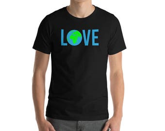 Love Earth Day T-shirt--Earth Day 2018 Shirt-Climate Change Earth-Save The Earth T shirt-Environmental Shirt-Protect the Planet-Mother Earth