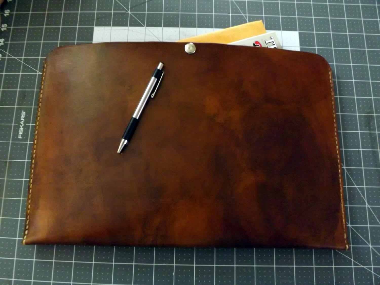 Very Leather portfolio document sleeve large MP73