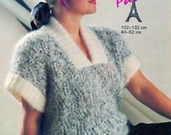 new knitting pattern Sunbeam 1006
