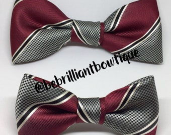 High fashion bow tie