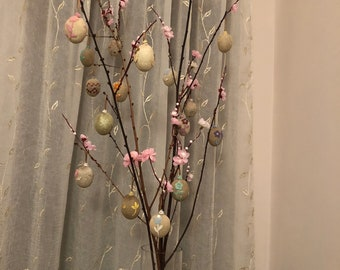 Easter sapling, ornament, Easter decoration