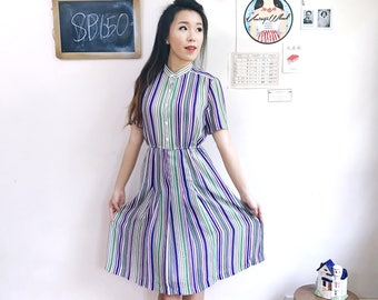 Vintage Midi Dress SP150