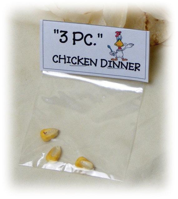 CHICKEN DINNER (3 PIECE)