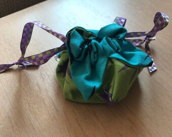 Small Drawstring Gift Bag