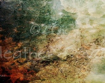 Reflection 4x6 and 8x10 Digital art prints