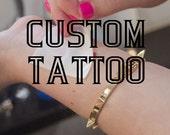 A Custom Order for Kriscita