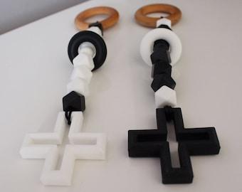 Swiss Cross Chew Toy
