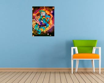 Year of the Dragon - Wall Art