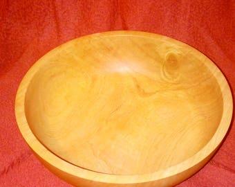 0001 Green Ash Bowl
