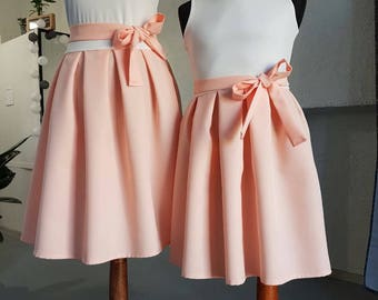 Mother and daughter matching dresses, mommy and me, perfect dresse