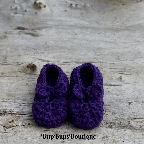 Handarbeit häkeln Kinderbett Mary Jane Pram Schuhe Schuhe