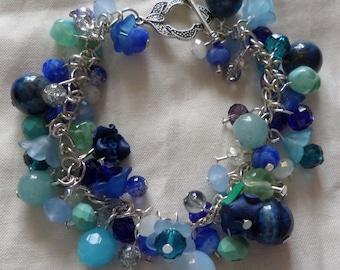 Ocean Spirit - Water Themed Bracelet