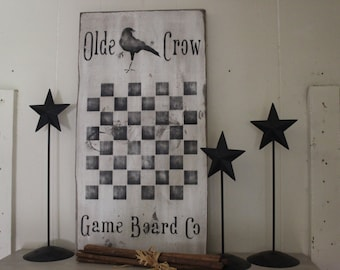 Old Crow Gameboard
