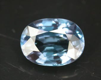 4.6 ctw. alexandrite color change loose gemstone.