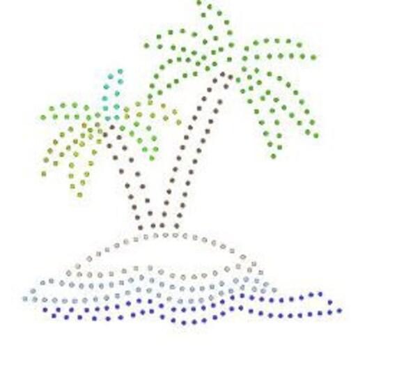 String art patterns 7 templates beach palm tree flip - String art vorlagen kostenlos ...