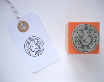 GANESH Rubber stamp. GANESHA Rubber stamp. Ganapati rubber stamp. Vinayaka rubber stamp