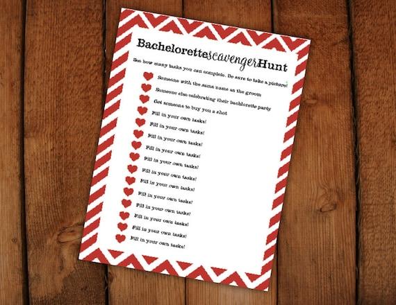 modern scavenger hunt template word vignette resume template