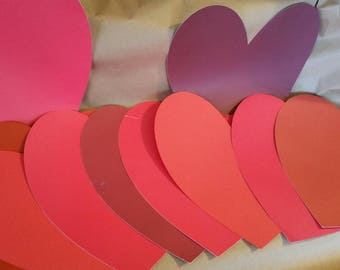 Heart Cutouts