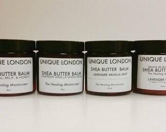 Unique London Shea Butter Balm 4oz.