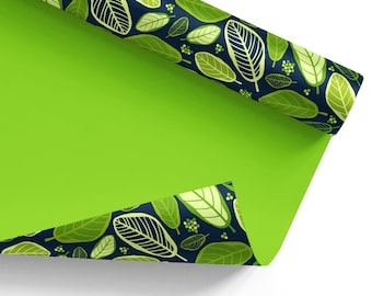 Wrapping Paper – Puka: NZ Flora and Fauna