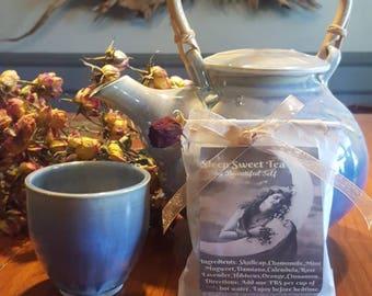 Sleep Sweet Tea,Herbal Tea, Calming Tea, Tea Gift Set