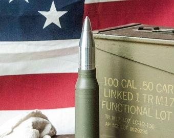 Inert 25mm Bushmaster Bradley Tank Bullet