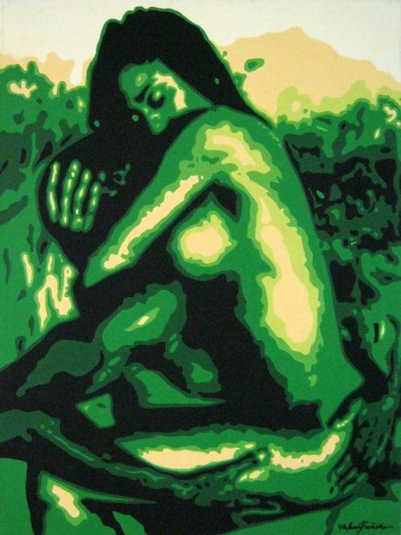 African american sex art