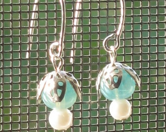 Morning  Dew Drop Earrings