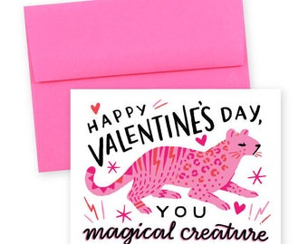 You Magical Creature Valentine