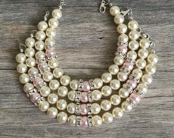 Pearl Bridesmaids Bracelet, Simple Pearl Bracelet, Jr. Bridesmaids Jewelry, Ivory Pearl Bracelet, Wedding jewelry, Bridesmaids Gifts, pearls