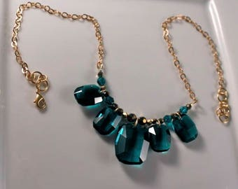 Emerald City Necklace
