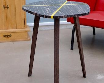Zebrano Table