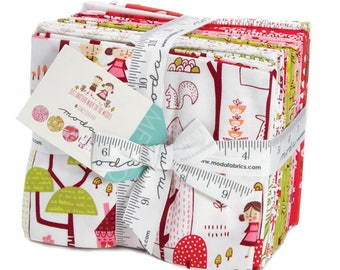 Just Another Walk in the Woods fat quarter bundle
