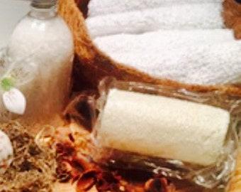 Natural Loofah Body Sponge
