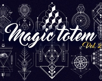 Sacred Geometry. Magic totem vol.2.DIY