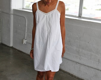 French Cotton Dress