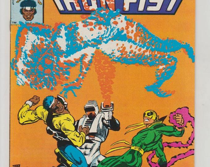 Power Man and Iron Fist; Vol 1, 73, Bronze Age Comic Book. NM- (9.2). September 1981. Marvel Comics