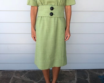 Norman Norell Vintage 60s Dress