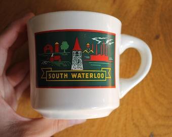 Vintage Scouts Canada mug