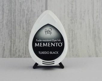 Memento Dew Drop Ink Pad - Tuxedo Black