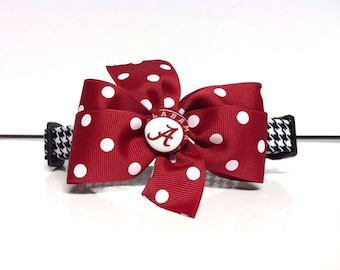 Dog Collar- The Alabama Rolltide