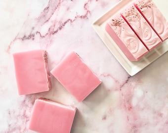 STRAWBERRY DREAMS Artisan Soap
